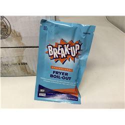 Break-Up Fryer Boil Out (36 x 59ml)