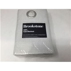 Brookstone Total Blackout Curtain (50in x 63in)