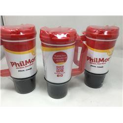 Insulated Travel Mugs (3)