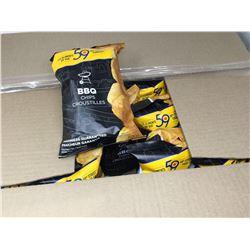 Case of 59th Street BBQ Potato Chips
