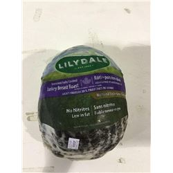 Lilydale Seasoned Fully Cooked Turkey Breast Roast