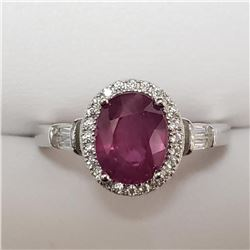 Ruby Ring - Retail $120