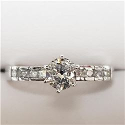 10k Diamond (0.76ct) Ring - Retailer Replacement Value - $3509