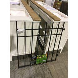 "Peak Dig-Free Fencing Gate (33 1/2"" W x 36"" H)"