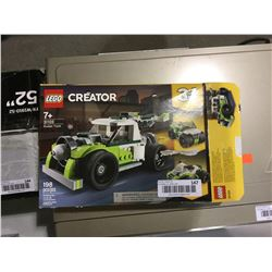Lego Creator Rocket Truck Set