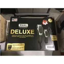 Wahl Deluxe Complete Haircutting and Trimming Kit