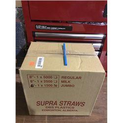 Case of Supra Straws