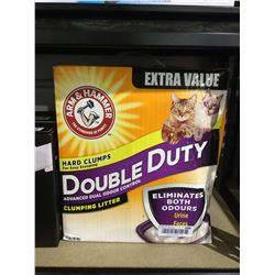 Arm and Hammer Double Duty Clumping Litter 18kg
