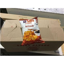Case of Circle K Barbecue Chips