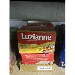 Case of 612 Single ServeLuzianneHalf and Half Iced Tea and Lemonade K-Cups