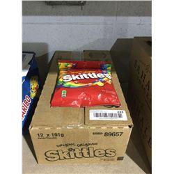 Case of Skittles Original (11 x 191g)