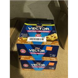 Vector Mixed Nut Protein Bars (600g) Lot of 2