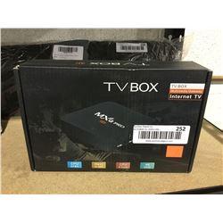MXQ Pro 4k TV Box Multimedia Gateway