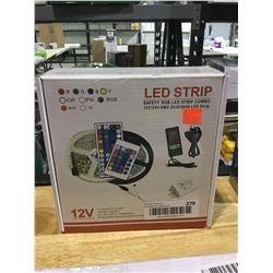 LED Strip Safety RBG LED Strip Combo Kit