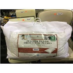 Northern Feather Canada King Size Feather Pillow