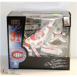 CAREY PRICE #31 MONTREAL CANADIENS HOCKEY