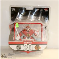 BELFOUR CHICAGO BLACKHAWKS HOCKEY FIGURINE
