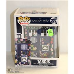 DOCTOR WHO TARDIS FUNKO POP VINYL FIGURINE