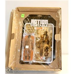 ACTION PORTABLE BOILER ZOMBIE COLLECTIBLE ACTION