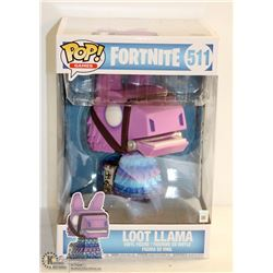 FORTNITE FUNKO POP XL VINYL ACTION FIGURE;  LOOT