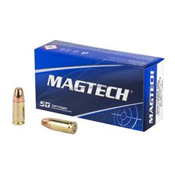MAGTECH 9MM 147GR FMJ SUB - 50 Rds