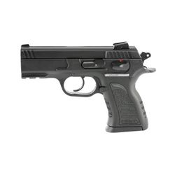 """EAA WIT 10MM 12RD 3.6"""" POLY BLK"""