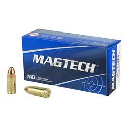 MAGTECH 9MM 124GR FMJ - 50 Rds