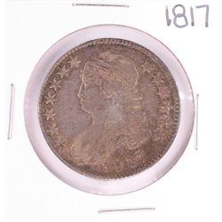 1817 Capped Bust Half Dollar Coin