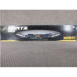Wirtz #232-3D-T1 W3D Fatbar for Honda - Silver