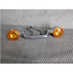 Harley Bullet Rear Turn Signal Bar