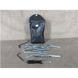 Kawasaki Motorcycle 13 Piece Tool Kit