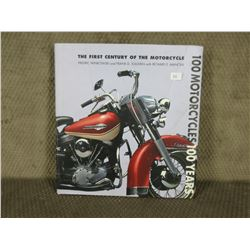 The First Century of the Motorcycle (Book)