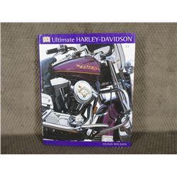 The Ultimate Harley-Davidson (Book)