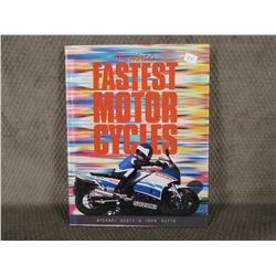 The World's Fastest Motor Cycles (Book)