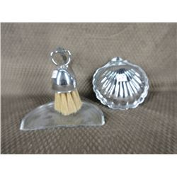 Table Broom - Dust Pan & Condiment Clamshell