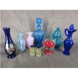 Various Vases
