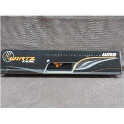 Wirtz #2314-R5-Sl Handlebar WR5 Silver - Honda CR-High