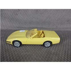 GM Dealer Corvette Promo Car Model