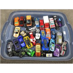 29 Misc. Hot Wheel Type Cars and Toys