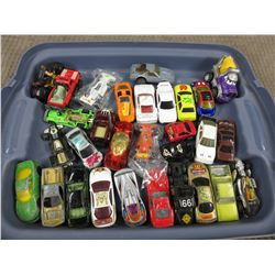 30 Misc. Hot Wheel Type Cars and Toys