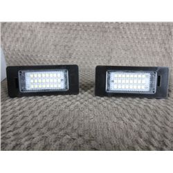 BMW License Plate Light #  OR-7101