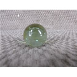Vintage Light Greenish Marble 1 inch