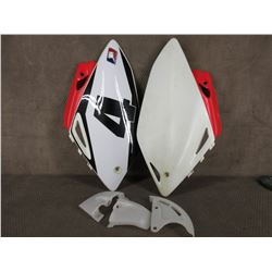 Honda Side Covers # 83510 MENF-7300 - Used