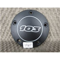 Harley 103 Harley 103 Timing Cover Black # 25700081