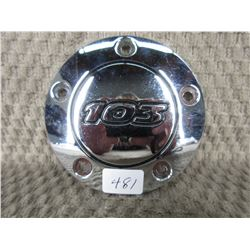 Harley 103 Harley 103 Timing Cover Chrome # 25700081