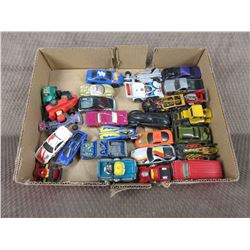 27 Misc. Hot Wheel Type Cars and Toys