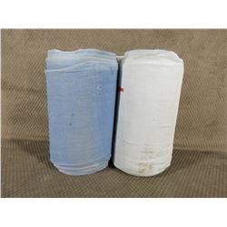 2 - 10 inch rolls of Linen Cloth