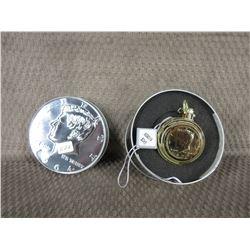 JFK Pocket Watch