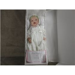 Middleton Baby Doll (Kate) 17/300 comes with Birth Certificate