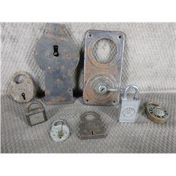 8 - Vintage Locks